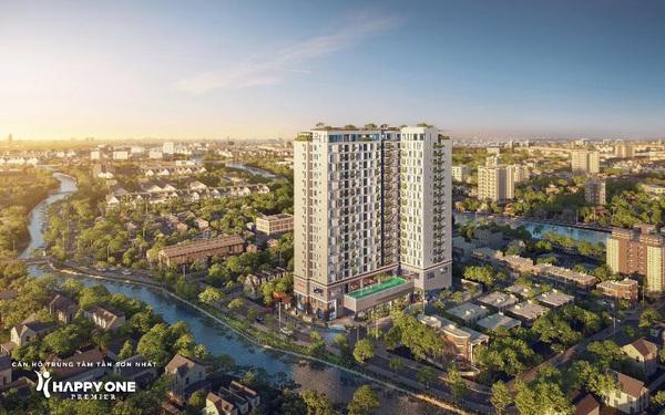 Những nét đẹp cuốn hút từ căn hộ trung tâm Tân Sơn Nhất HAPPY ONE - Premier
