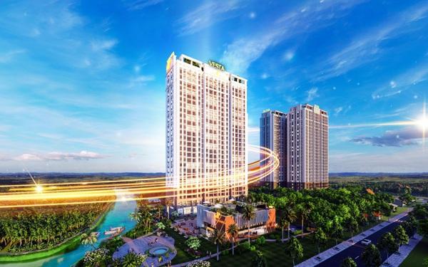 Cơ hội sở hữu căn hộ view sông tại Nam Sài Gòn