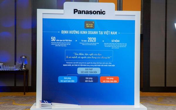 Panasonic giới thiệu giải pháp sức khỏe toàn diện nâng cao chất lượng sống của người Việt Nam