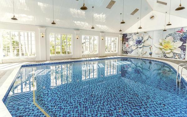 Công dụng tuyệt vời cho sức khỏe từ khoáng nóng tại Vườn Vua Resort & Villas