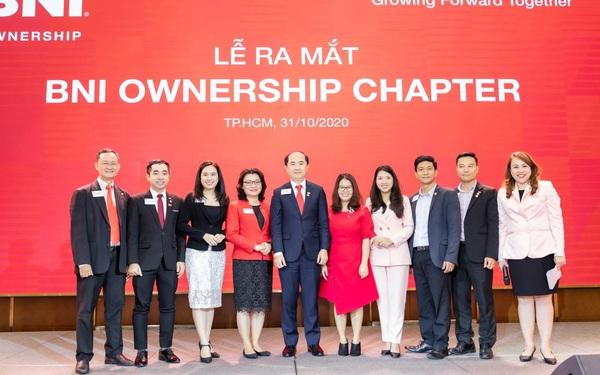 BNI khu vực Hồ Chí Minh ra mắt Diamond Chapter - Ownership
