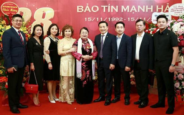 """Bảo Tín Mạnh Hải tiếp nối hành trình 28 năm """"Giữ chữ tín - trọn niềm tin"""""""