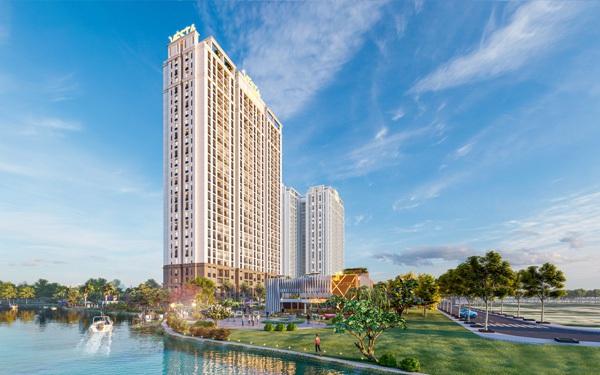 Tháp Vesta – La Partenza: Sức hút từ căn hộ view sông chuẩn resort tại Nam Sài Gòn