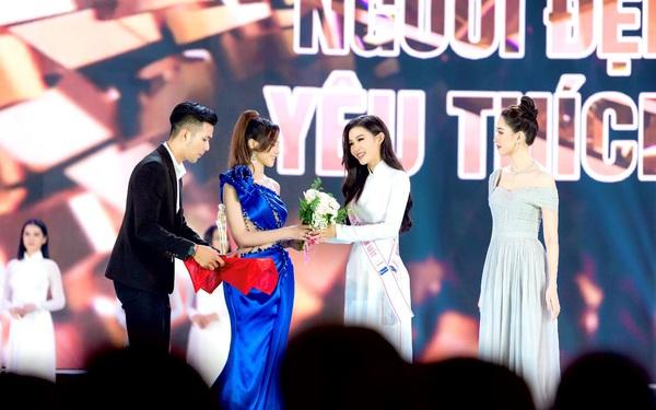 """Đậu Hải Minh Anh: """"Giải thưởng Người đẹp được yêu thích nhất là dấu mốc đời tôi"""""""