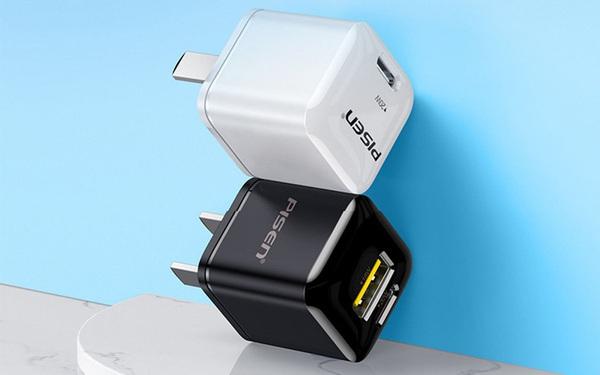 Pisen Quick Teeny 20W - siêu nhỏ dành cho Iphone 12