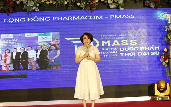 CEO Phương Dung & khát vọng nâng tầm cộng đồng Marketing Dược