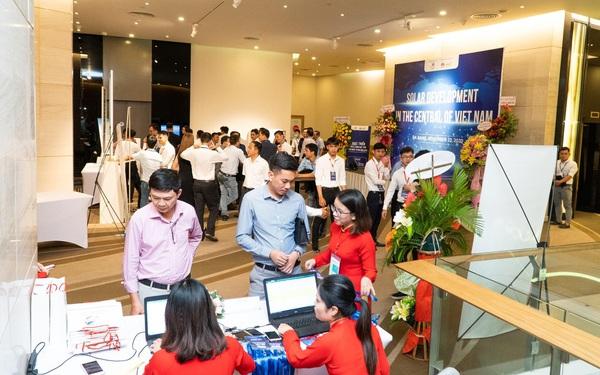 Hội thảo Phát triển Năng lượng mặt trời miền Trung thu hút sự chú ý của chuyên gia cùng ngành