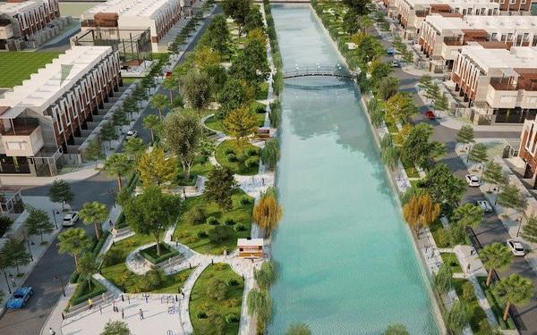 Garden Riverside- Dự án pháp lý hoàn chỉnh hiếm hoi tại Long An