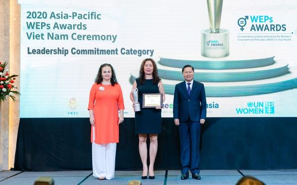 Nữ Chủ tịch Unilever Việt Nam: Thúc đẩy bình đẳng giới vì sự phát triển của doanh nghiệp