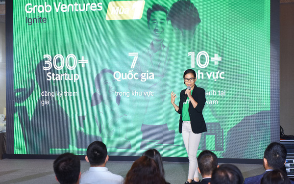 CEO Grab Việt Nam: Các startup Grab Ventures Ignite đã có sự chuyển mình ấn tượng!