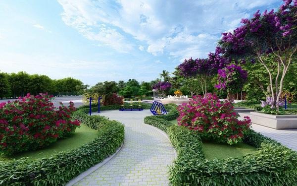 """Bcons Plaza - Một phong cách sống """"xanh"""" giản dị"""