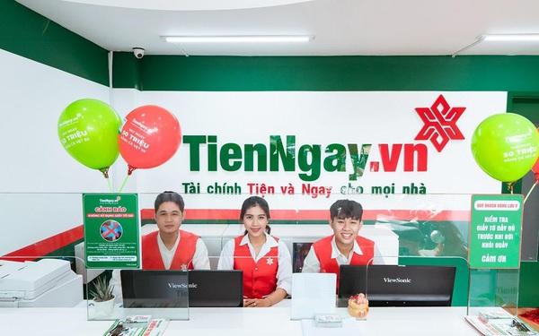 TienNgay.vn kiến tạo hệ thống dịch vụ tài chính toàn diện
