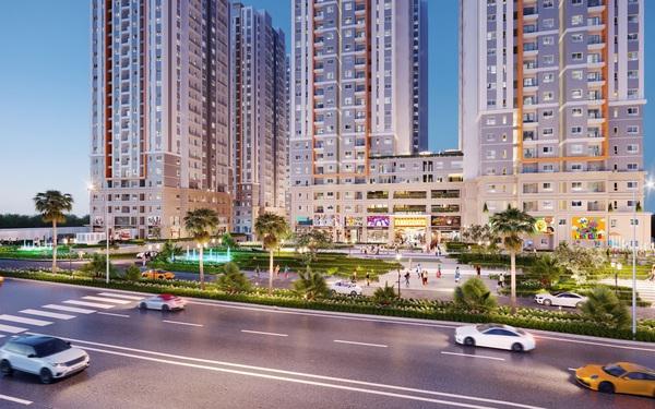 Sức hút bất động sản căn hộ tại Biên Hòa