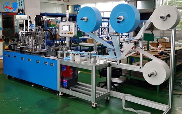 Cần chuẩn hóa dây chuyền sản xuất khẩu trang trước khi nghĩ đến thị trường xuất khẩu