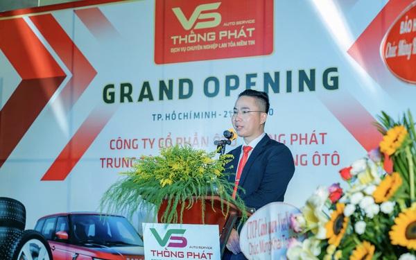 Tập đoàn Vsetgroup Khai trương Công ty Cổ phần ô tô Thống Phát