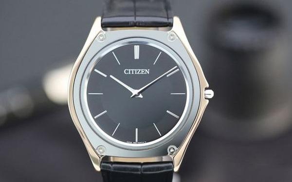 """Xu hướng sống xanh """"lên ngôi"""" hậu Covid-19, đồng hồ Citizen siêu mỏng dùng năng lượng tự nhiên được săn lùng"""