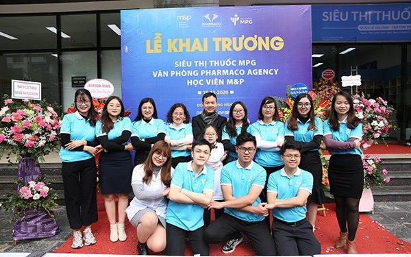 Pharmaco Agency - Nơi trao gửi niềm tin, xây dựng chiến lược truyền thông dược hàng đầu Việt Nam