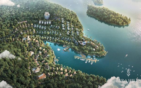 """Khám phá 3 mẫu biệt thự nghỉ dưỡng được ví như """"kiệt tác"""" tại Parahills Resort"""