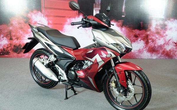 Hành trình chinh phục thị trường Việt Nam của Honda Winner X