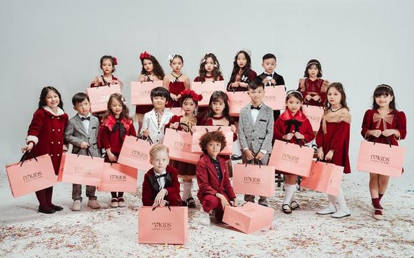 Sang trọng - sành điệu cùng bộ sưu tập váy hè mẹ và bé của tiệm váy 137 KIDS
