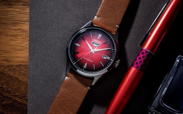 Citizen ra mắt đồng hồ C7 Automatic dịp năm mới cùng fashionista Châu Bùi