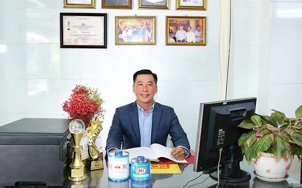 Doanh nhân Trần Lưu Bảo Đại - Khởi nghiệp từ niềm đam mê