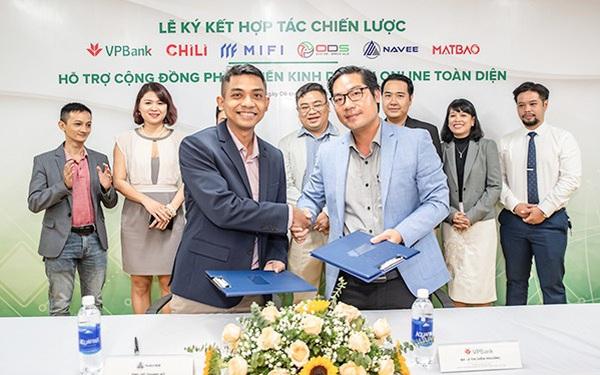 VPBank cùng Navee hợp tác triển khai hỗ trợ doanh nghiệp tăng trưởng kinh doanh bền vững
