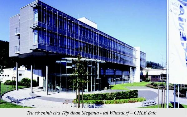 Siegenia – Phụ kiện cửa cao cấp từ CHLB Đức