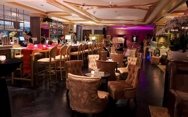 T Lounge - điểm đến mới đẳng cấp dành cho giới doanh nhân Sài Gòn