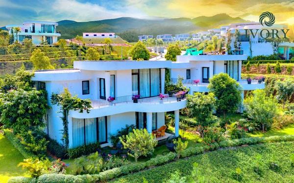 Ivory Villas & Resort : Sống an yên giữa thiên nhiên