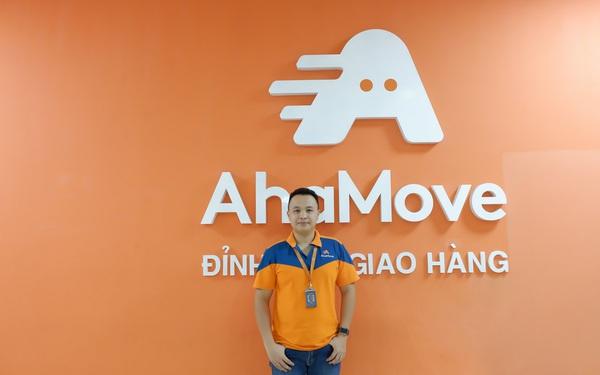 Giám đốc vận hành AhaMove: 12 năm ra nghề, 3 lần về phát triển Đà Nẵng