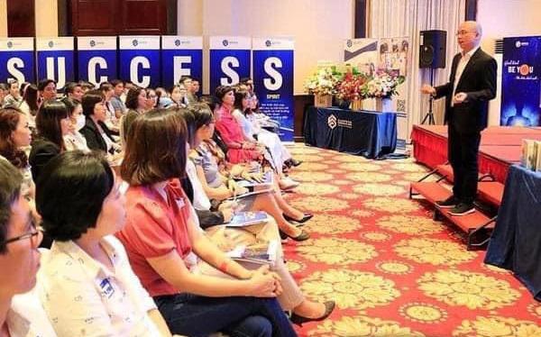 Founder Success Training Andy Huỳnh Ngọc Minh - Thành công khi chúng ta có khát vọng và tình yêu