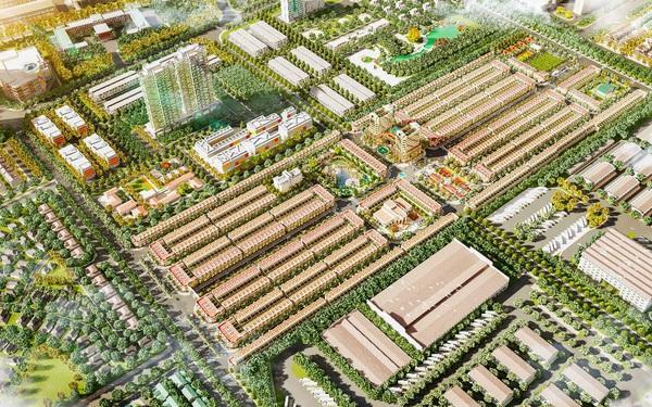 Dòng tiền đầu tư đổ mạnh vào khu đô thị phức hợp