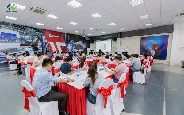 Tư duy cần có của lãnh đạo các doanh nghiệp trong ngành kết cấu thép