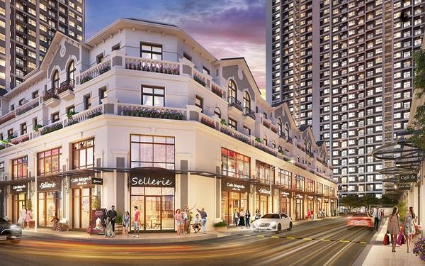 Mở bán tòa căn hộ dịch vụ tiên phong tại Vinhomes Smart City