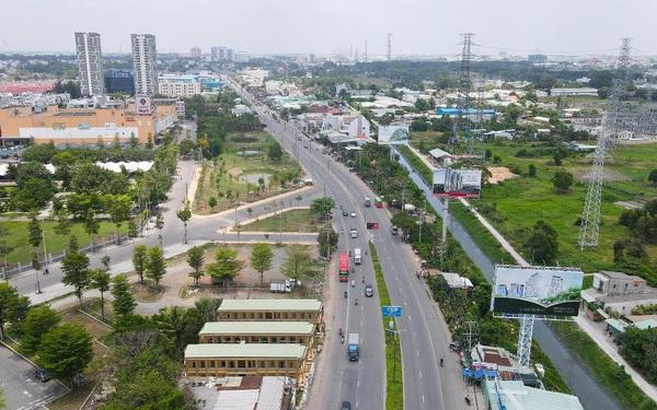 Thuận An tiếp tục hút bất động sản