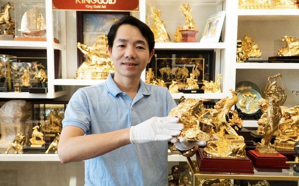 """Founder King Gold Art: Khởi nghiệp thành công với triết lý """"Tinh từ chất, đẹp từ tâm"""""""