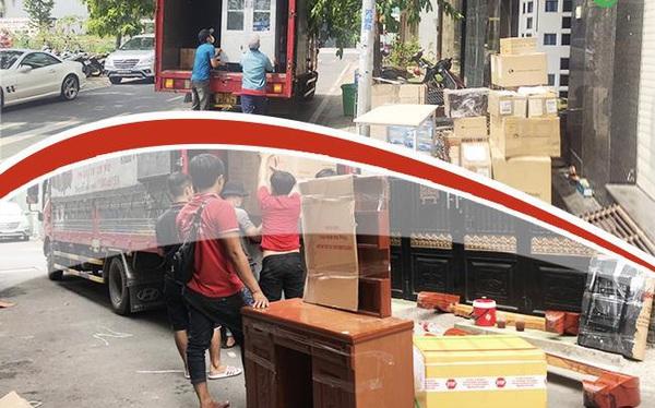 Taxi tải chuyển nhà SG MOVING 24H - Công ty vận chuyển uy tín ở TP.HCM