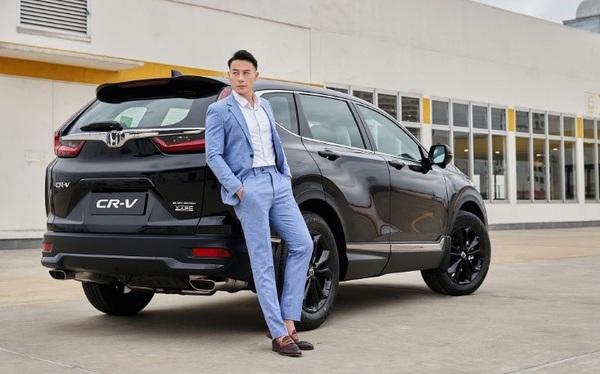 """Honda CR-V LSE và những chi tiết """"hút"""" khách hàng"""