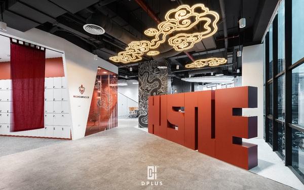 Thiết kế văn phòng công nghệ, không gian sáng tạo trị giá hàng tỷ VNĐ tại Hà Nội