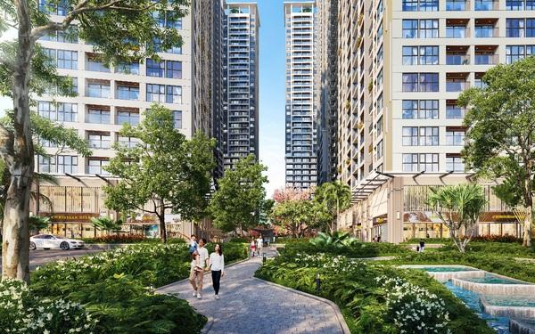 Lavita Thuan An: 'Sống sang, sống xanh' giữa lòng thành phố thông minh