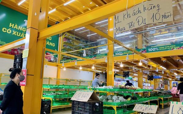 Bùng nổ vai trò các chuỗi siêu thị mini  trong cung ứng thực phẩm thời giãn cách