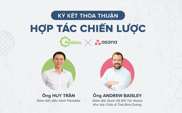 Flexidata và Asana hợp tác chiến lược tại thị trường Việt Nam