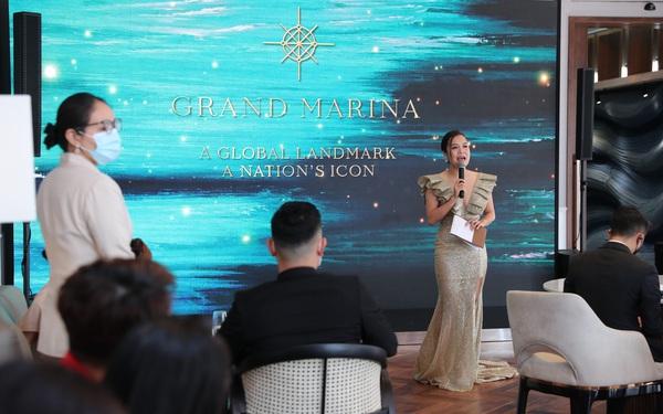 Grand Marina mở bán tại Việt Nam, giá trị giao dịch tiệm cận thị trường Bangkok, Singapore