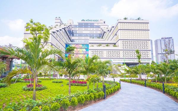 Bệnh viện Hồng Ngọc: 18 năm nâng tầm dịch vụ y tế