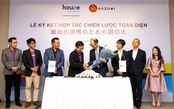 Hệ sinh thái Houze cùng Nozomi - Thành viên thuộc Tokyu Corporation và Tokyu Community Corp hợp tác chuyển đổi số