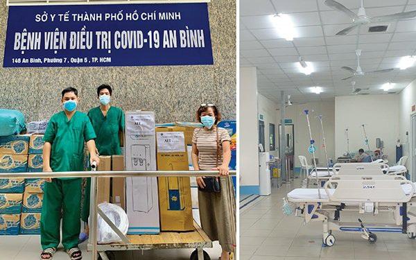 Máy lọc nước 3M: Nước sạch uống trực tiếp cho bệnh viện và gia đình trong dịch Covid-19