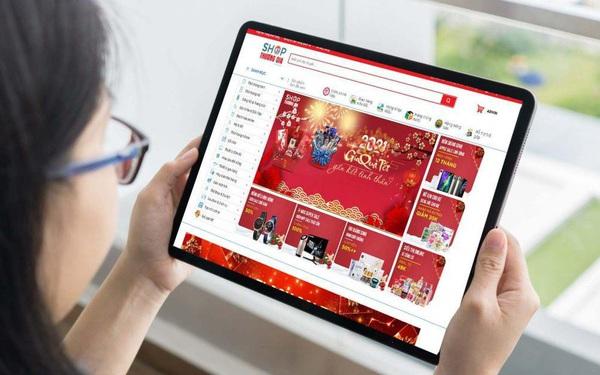 Sàn thương mại điện tử tích hợp báo chí shop Thương gia & Thị trường