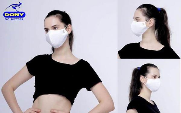 """""""Đồng phục khẩu trang vải"""" tuân thủ các tiêu chuẩn FDA-Mỹ, CE-Châu Âu được doanh nghiệp Việt tin dùng cho nhân viên"""
