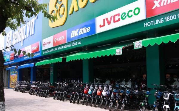 Choáng với đại siêu thị xe đạp, xe điện khủng chính thức khai trương tại đường Đồng Khởi, Biên Hòa.